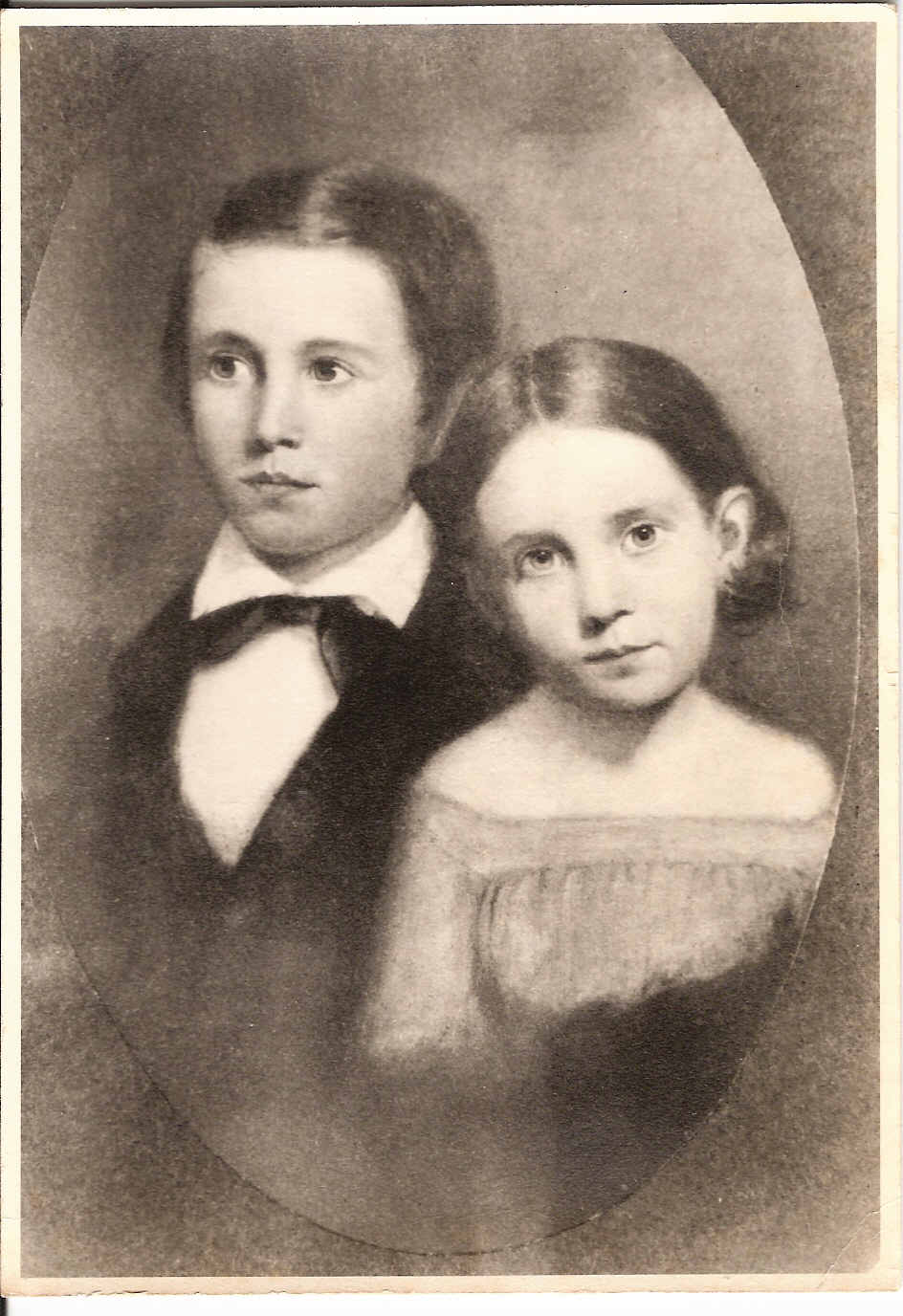 David and Fanny Benedict